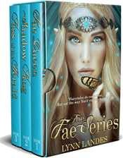 bargain ebooks The Fae Series: The Complete Trilogy Romance by Lynn Landes