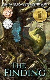 bargain ebooks The Finding Fantasy by Jenna Elizabeth Johnson