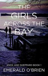 amazon bargain ebooks The Girls Across the Bay Mystery by Emerald O'Brien