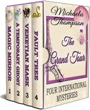 bargain ebooks The Grand Tour Mystery by Michaela Thompson
