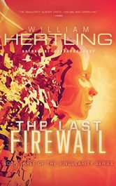 amazon bargain ebooks The Last Firewall Science Fiction by William Hertling