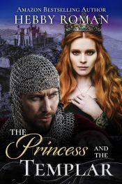bargain ebooks The Princess and the Templar Medieval Historical Romance by F.E. Greene