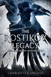 bargain ebooks The Rostikov Legacy Historical Dark Fantasy Horror/Mystery by Charlotte E. English