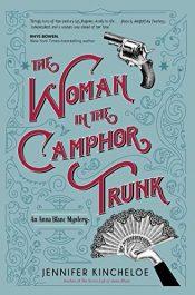 bargain ebooks The Woman in the Camphor Trunk Historical Mystery by Jennifer Kincheloe
