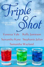 amazon bargain ebooks Triple Shot: A Menage Collection Erotic Romance by Multiple Authors