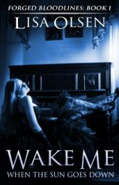 bargain ebooks Wake Me When the Sun Goes Down Horror by Lisa Olsen
