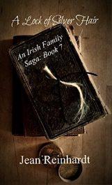 amazon bargain ebooks A Lock of Silver Hair Historical Fiction by Jean Reinhardt