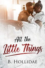 bargain ebooks All the Little Things Romance by B. Hollidae