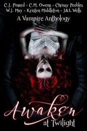 bargain ebooks Awaken At Twilight Vampire Anthology by Multiple Authors