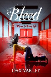 amazon bargain ebooks BLEED Horror by Dax Varley