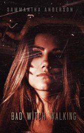 bargain ebooks Bad Witch Walking Paranormal Thriller by Sammantha Anderson