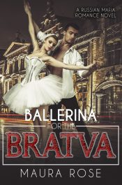 bargain ebooks Ballerina for the Bratva Romance by Maura Rose