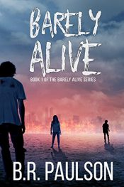 bargain ebooks Barely Alive Young Adult/Teen Horror by B.R. Paulson
