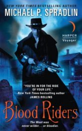 amazon bargain ebooks Blood Riders Horror by Michael P. Spardlin