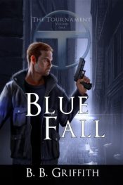 bargain ebooks Blue Fall Action Thriller by B. B. Griffith