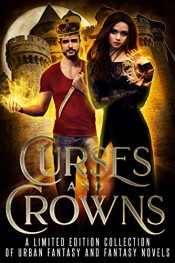 bargain ebooks Curses and Crowns Urban Fantasy by Multiple Authors