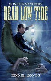 bargain ebooks Dead Low Tide Horror Mystery by Eddie Jones