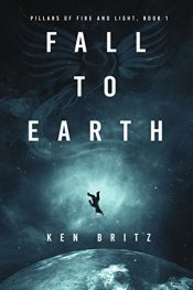 bargain ebooks Fall To Earth Sci-Fi Action/Adventure by Ken Britz