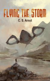 bargain ebooks Flying the Storm Science Fiction Adventure by C.S. Arnot