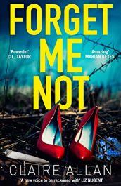 amazon bargain ebooks Forget Me Not Historical Fiction Thriller by Claire Allan