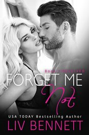 bargain ebooks Forget Me Not 1: DECEIVED Erotic Romance by Liv Bennett