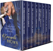 bargain ebooks Georgette Brown Boxset: A Collection of Steamy Regency Romances Historical Romance by Georgette Brown