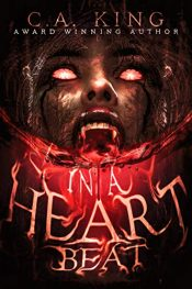 bargain ebooks In A Heart Beat Horror by C.A. King