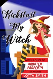 bargain ebooks Kickstart My Witch Paranormal Mystery/Fantasy by Lotta Smith