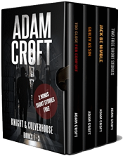 bargain ebooks Knight & Culverhouse Box Set Crime Thriller by Adam Croft