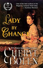 bargain ebooks Lady by Chance Historical Regency Romance by Cheryl Bolen
