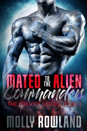 bargain ebooks Mated to the Alien Commander SciFi Romance by Molly Rowland