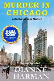 bargain ebooks Murder in Chicago Cozy Mystery byDianne Harman