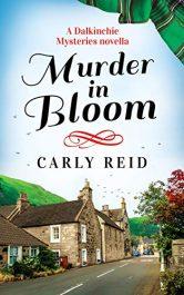 bargain ebooks Murder in Bloom Cozy Mystery by Carly Reid
