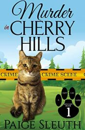 bargain ebooks Murder in Cherry Hills Cozy Mystery by Paige Sleuth