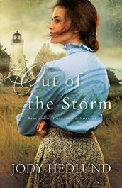bargain ebooks Out of the Storm Historical Fiction by Jody Hedlund