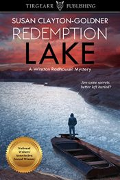 amazon bargain ebooks Redemption Lake: A Winston Radhauser Mystery: #1 Mystery/Thriller by Susan Clayton-Goldner