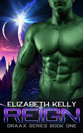amazon bargain ebooks Reign (The Draax Series Book 1) Erotic Romance by Elizabeth Kelly