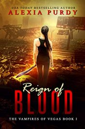 bargain ebooks Reign of Blood Post-Apocalyptic Horror by Alexia Purdy