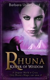 bargain ebooks Rhuna, Keeper of Wisdom Paranormal Fantasy by Barbara Underwood