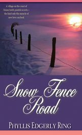 amazon bargain ebooks Snow Fence Road Sweet Romance by Phyllis Edgerly Ring