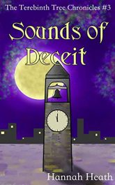 amazon bargain ebooks Sounds of Deceit (The Terebinth Tree Chronicles Book 3) Fantasy by Hannah Heath