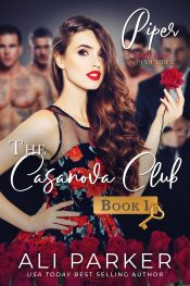 amazon bargain ebooks Piper - The Casanova Club Contemporary Romance by Ali Parker
