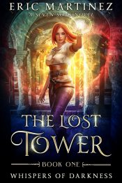bargain ebooks The Lost Tower Paranormal Science Fiction by Eric Martinez