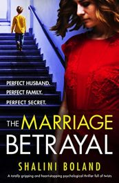 amazon bargain ebooks The Marriage Betrayal Psychological Thriller by Shalini Boland