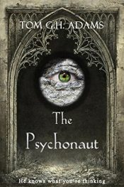 bargain ebooks The Psychonaut Horror by Tom Adams