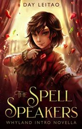 bargain ebooks The Spell Speakers Young Adult/Teen Fantasy by Day Leitao