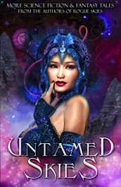 bargain ebooks Untamed Skies Science Fiction & Fantasy by Multiple Authors