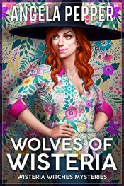 amazon bargain ebooks Wolves of Wisteria Cozy Mystery by Lois Angela Pepper