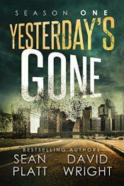 bargain ebooks Yesterday's Gone SciFi Horror by Sean Platt & David Wright