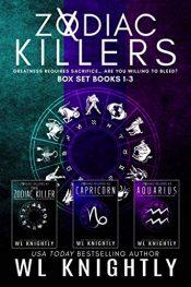 amazon bargain ebooks Zodiac Killers: Box Set Books 1-3 Thriller by WL Knightly